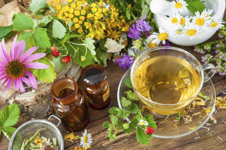 Comme souvent avec la candidose, un traitement de fond naturel peut devenir nécessaire.